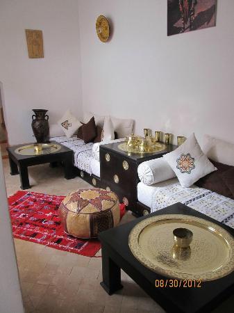 Riad Slawi: Ground Floor