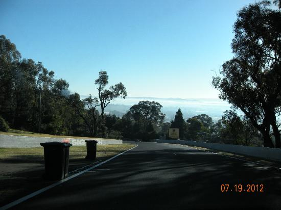 Bathurst, Australia: Top of the course