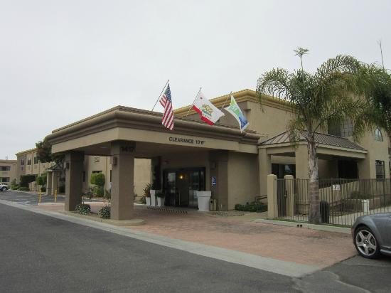 Holiday Inn Express Lompoc: Hotel