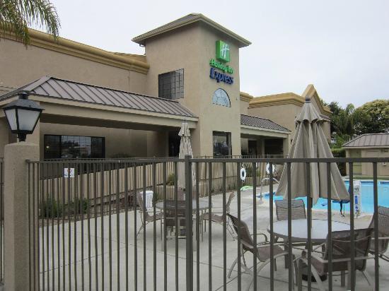 Holiday Inn Express Lompoc : Hotel