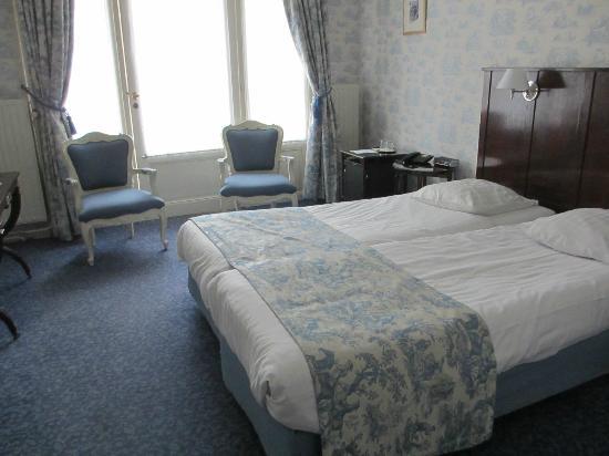Hotel Patritius: Room