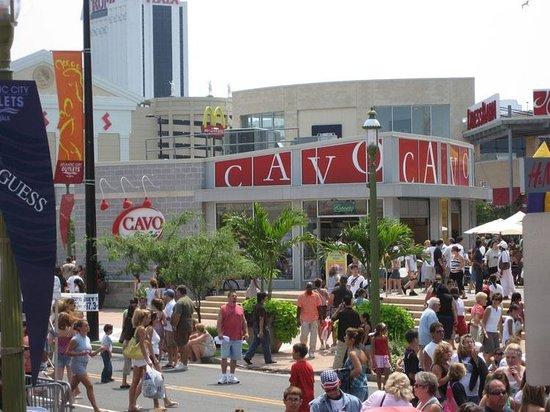 Cavo Crepe Cafe Atlantic City Nj