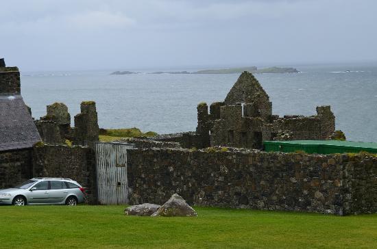 Dunluce Castle照片