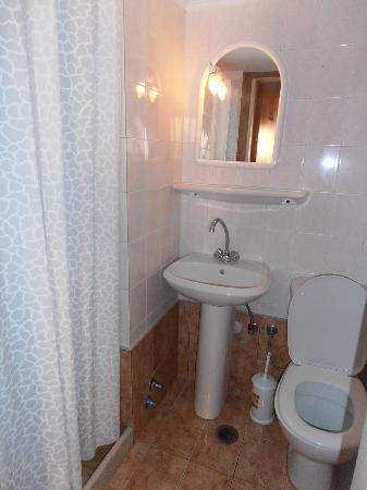 Spot Hotel: il bagno