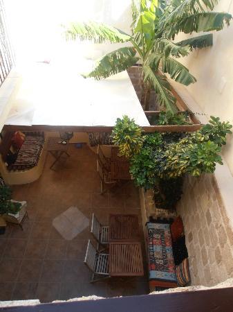 Spot Hotel: vista dalla camera n.7