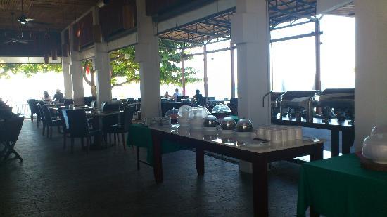 Lamai Wanta: 朝食のレストランです!