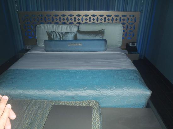 Dream South Beach: Bed