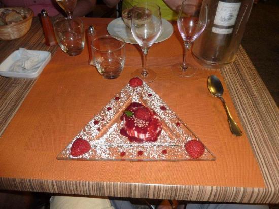 Da Francesco : Dessert to die for