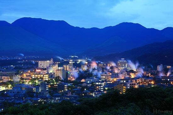 湯けむり展望台 - Picture of Yukemuri Observatory, Beppu - TripAdvisor