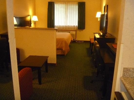 Comfort Suites Portland Airport: room