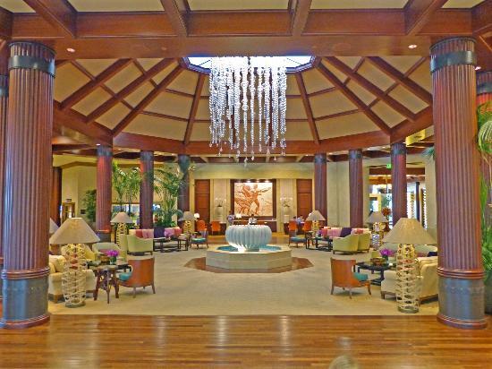 ذا سان ريجيس برنسفيل ريزورت: The lobby