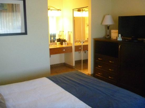 Best Western Plus Burnaby Hotel and Conference Centre: room