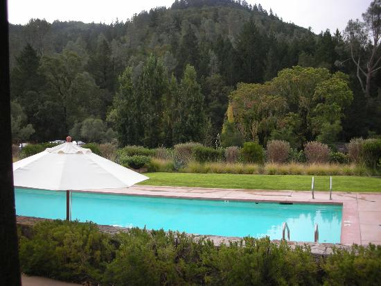 Calistoga Ranch, An Auberge Resort: View from breakfast