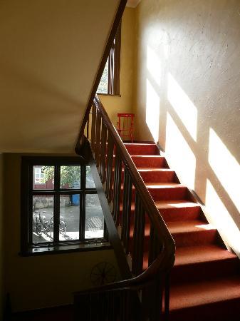 Reykjavik Downtown Hostel: Stairs