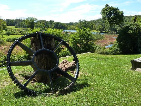 Beautiful views around Ringwood State Park