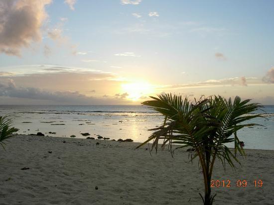 Sunset Resort: sunset