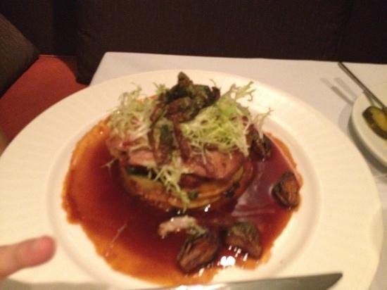 Blue Morel Restaurant and Wine Bar: appetizer
