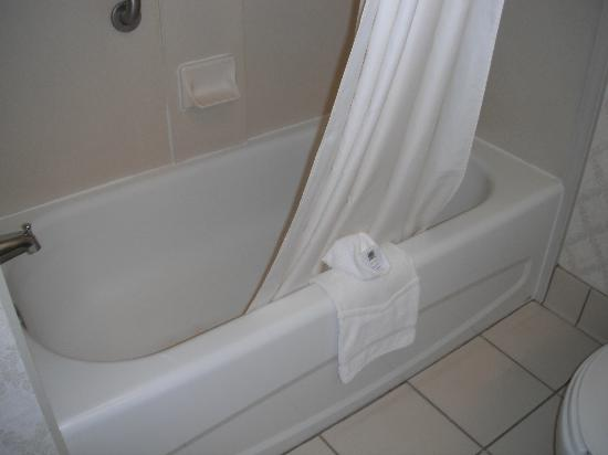 Hampton Inn Titusville / I-95 Kennedy Space Center: Tub