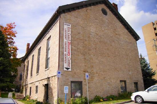 ‪Niagara County History Center‬