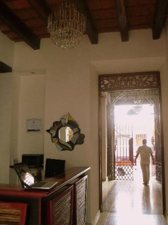 Casa de Isabella - a Kali Hotel: Recepção