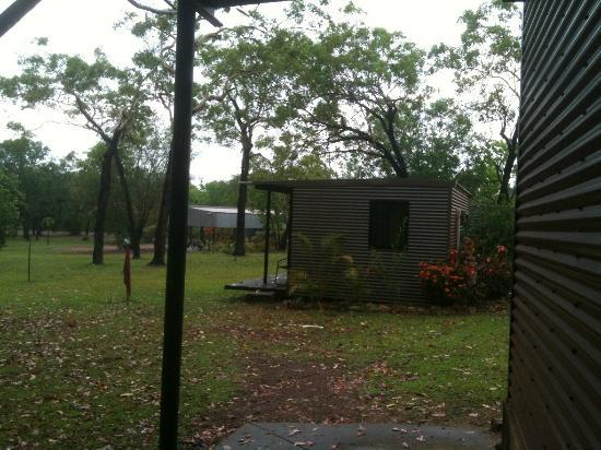 Mary River Wilderness Retreat & Caravan Park: View of Cabins