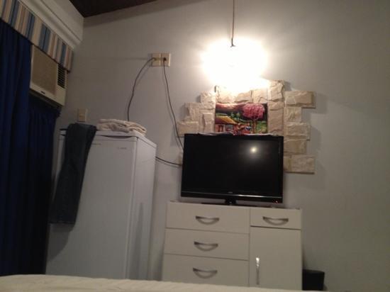 Santa Teresa, Paraguay: quarto 117