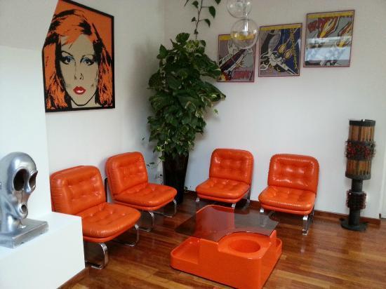 Chambres d'hotes Loft Vintage Lyon: Deborah Harry