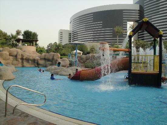 Grand Hyatt Dubai: Kids pool