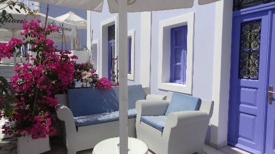 Hotel Kallisto: Kallisto's lower level