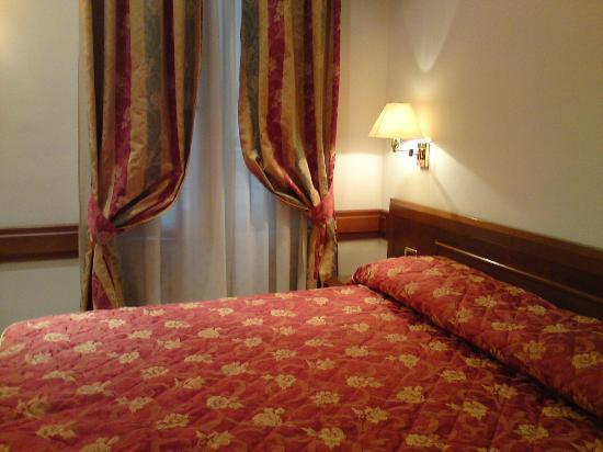Double room at Hotel San Carlo