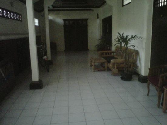 Ramayana Hotel: Room view