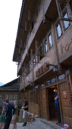 LongJi Terraces Tian ranju Inn: 外観