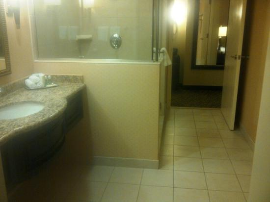WinStar World Casino Hotel: Corner Suite Winstar