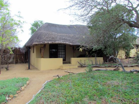 Kambaku Safari Lodge: Shingwedzi Chalet