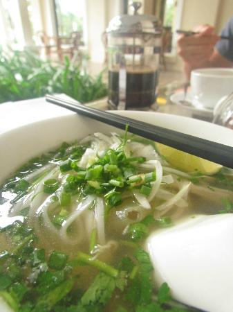 Vinpearl Da Nang Resort & Villas: Breakfast - Beef Noodle