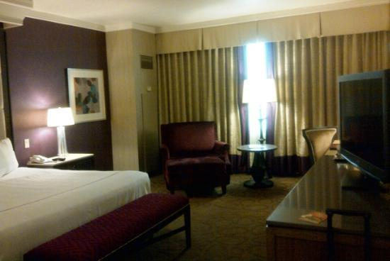Sam's Town Hotel and Casino Shreveport: King room Sams Town Shreveport