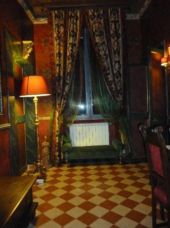 Antica Dimora de Michaelis: 廊下