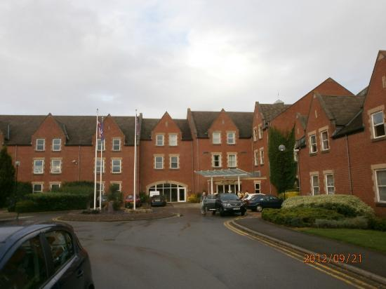 The Cheltenham Chase Hotel - A QHotel: Outside Hotel