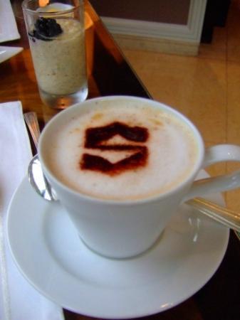 Shangri-La Hotel Kuala Lumpur: cappccino