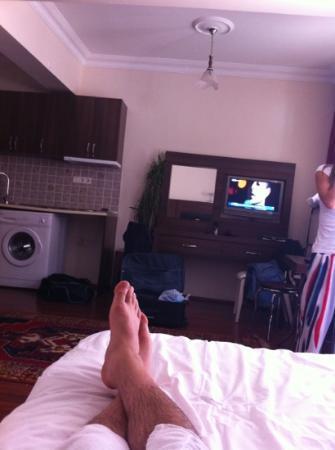 Adrien Hotel: heerlijk ontspannen