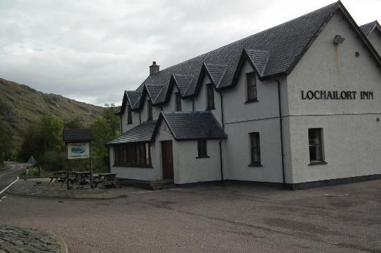 The Lochailort Inn: Picture of Inn