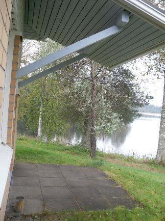 porticato sul lago