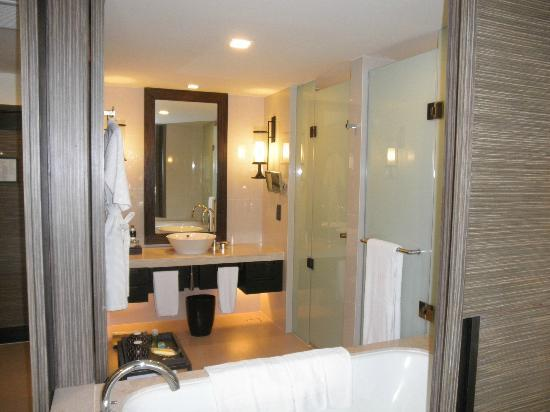 Hyatt Regency Hua Hin: Regency Club Bath Room