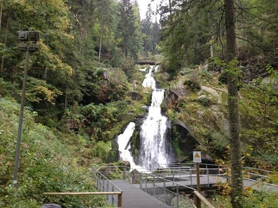 Triberg, Tyskland: waterfall