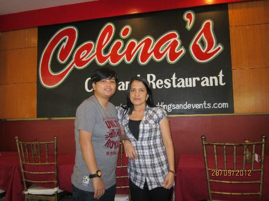 Celina's Cafe and Restaurant: nice place