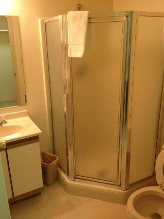 Spanish Trails Inn and Suites: Shower