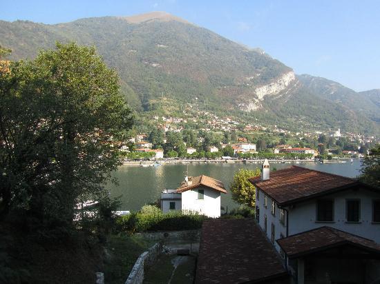 Breva e Tivan B&B: view from the breakfast area
