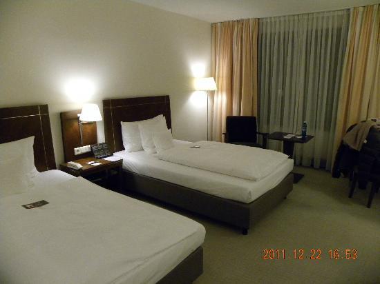 Sheraton Carlton Hotel Nuernberg 사진