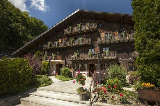 Hotel Aux Mille Etoiles