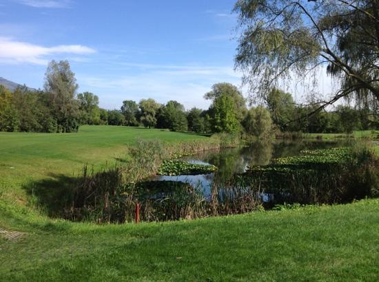 Asolo Golf Club : Asolo Golfplatz